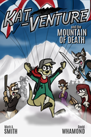 Kat-Venture and the Mountain of Death by FreyFox