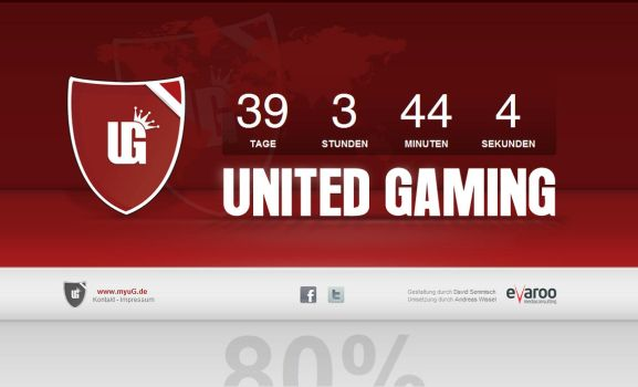 United Gaming - Countdown by termi1992