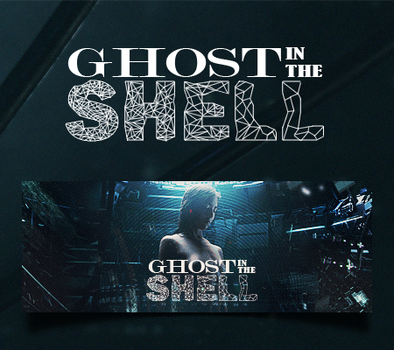 Ghost In The Shell by Pasheg