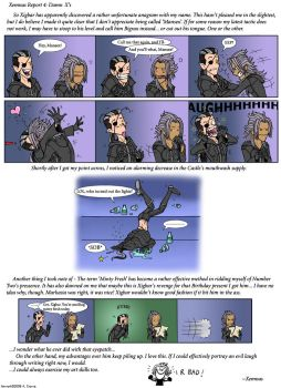 KH2: Xemnas Report 04 by psycrowe