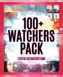 100+ Watchers Pack by itsyesi