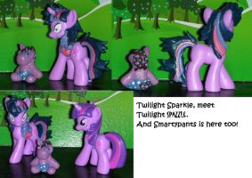 Twilight Sparkle Smartypants by TianaTinuviel