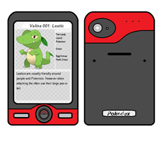 Valina Pokedex: The Crimson Model by Snivy101