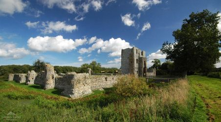 Baconsthorpe in the sun by LordLJCornellPhotos