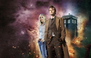 Doctor who series 2 by MrPacinoHead