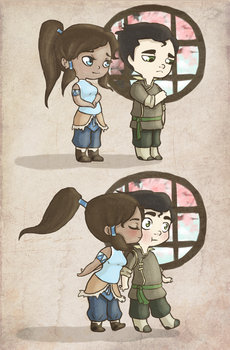 Borra Week- Surprise by Jessiphia