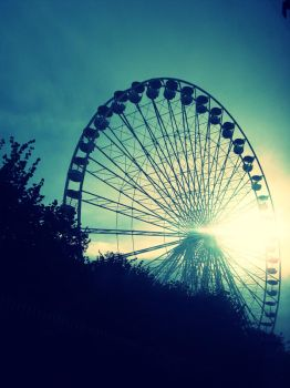 The wheel of life .. by zgribulici