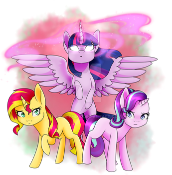 Twilight's successors by yinSenshi