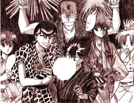 yyh edited in photoshop by hitome