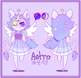 Astro//Ref by SuperStarPop