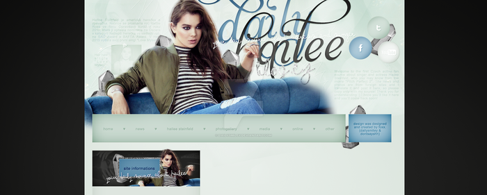 Ordered design (dailyhailee.blog.cz) by dailysmiley