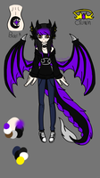 Lily Dragon Upgrate Ref by LilyDragon14