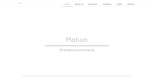 Motion has a new website! by blenderednelb