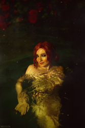 The Witcher 2 - Triss by MilliganVick