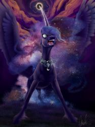 The Moon Will Rise by CatLoverGirl
