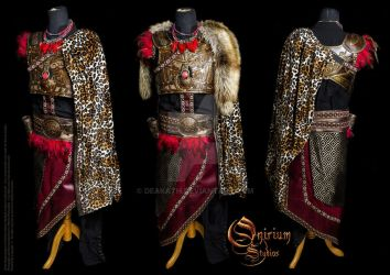 Antique male Armor set by Deakath