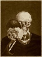 Behind the mask by olivier2046