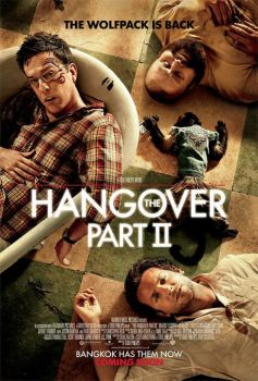 Hangover 2: Alternate poster by Phantom9909