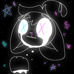 + You could buy up all the stars.. + by Luckie-Piines