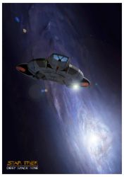 USS Defiant - Ds9 by Pablokahuna