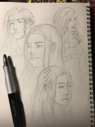 Head practice by 1nakata