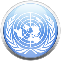 United Nations Badge by XSV