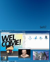 Soft7 1.7 for Windows 7 by AlexandrePh