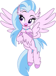 MLP Vector - Silverstream by jhayarr23