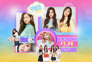 BLACKPINK PNG PACK #3 by Upwishcolorssx