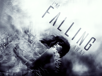 Falling Away by FlaviaKristine