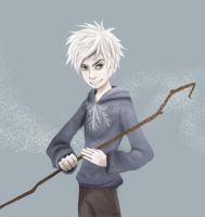 The guardians: Jack Frost by Detkef