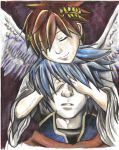 Pit X Ike Guardian Angel by Rinkulover4ever50592