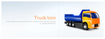 Truck Icon by cemagraphics