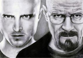 Breaking Bad by Mizz-Depp