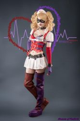 Call me Harley, everyone does by FaerieBlossom