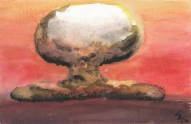 One of These Days Their Bombs Will Drop by sbocaj