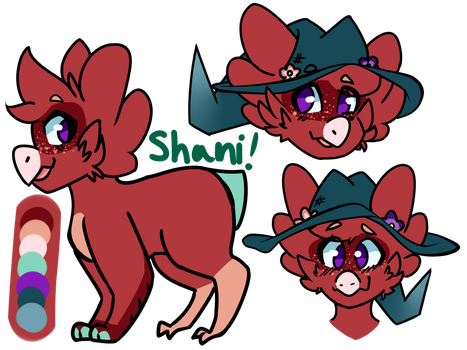 shani reference august 2017 by sstar-boy