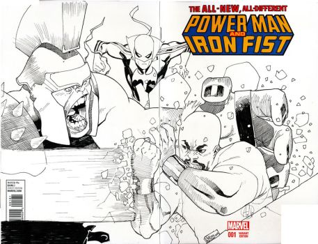 Powerman Commission by TheAdrianNelson