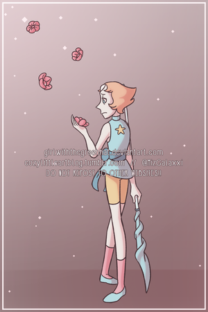 pearl by GirlWithTheGreenHat