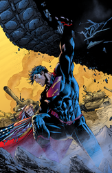 Superman Unchained by J-Skipper