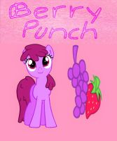 Berry Punch by jazzy-rose-hxc