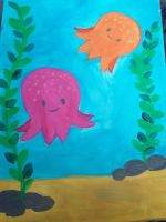 baby octopuses  by TaitGallery