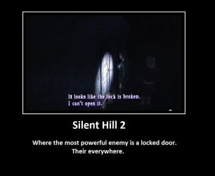 Silent Hill 2's Most Powerful Enemy by ShioriSohma