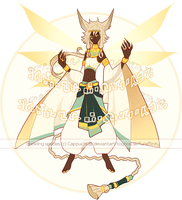 [CLOSED] Morning Glory: Egyptian Prince by Cappuchi