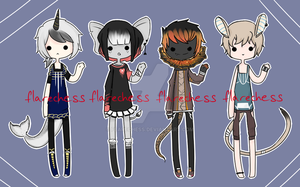 Kemonomimi Auction and Offer [CLOSED] by flarechess