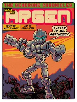 Tales of Argen by RalphNiese