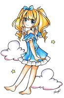 Peace Angel by Colorful--Melody