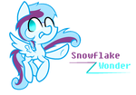 Commission for Snowflake Wonder by Nazliarc