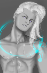 Whis - look at that body... by MadBedlam