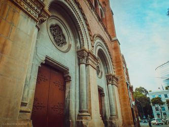 Immaculate Conception Cathedral Basilica by Know-chan